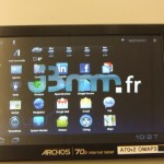 Upgraded Archos 70 V2 to Run Android 3.2