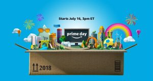 Amazon Prime Day 2018 is on July 16th