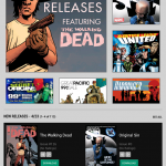 Comixology Introduces New Payment System and Paypal for Android and Blackberry