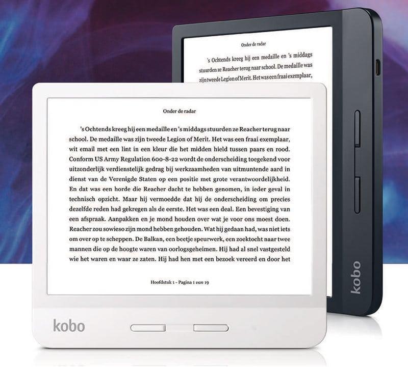 Kobo announces the Kobo Libra H20