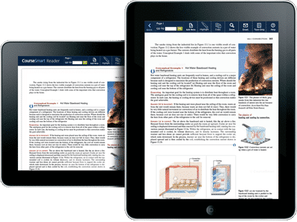 coursesmart-ipad