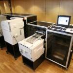 Espresso Book Machine and POD's Digital Arm