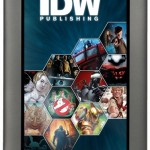 IDW Delivers Digital Comics to the Nook Tablet