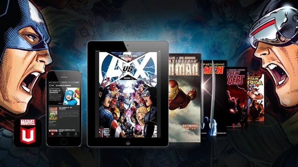 Image result for Marvel Unlimited app
