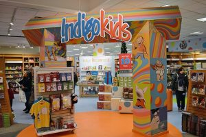 Chapters Indigo Bookstore Sales Increase 7.7%