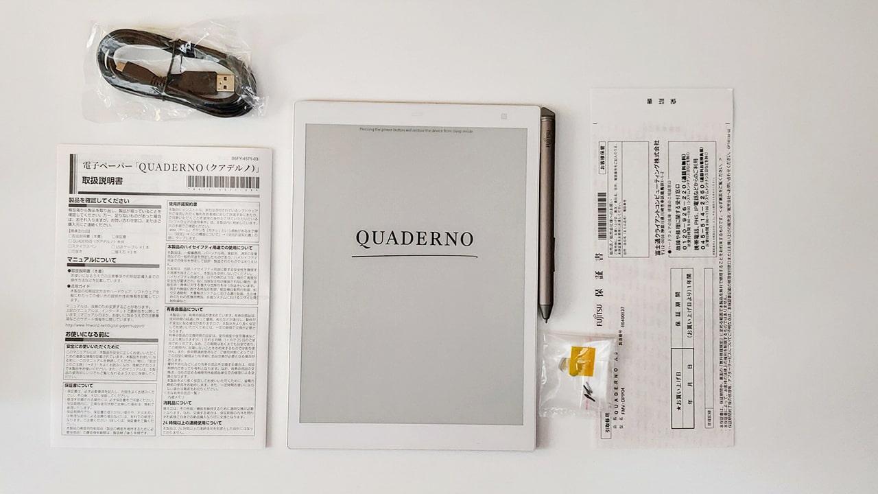 دست در بررسی فوجیتسو Quaderno A5 برکلی