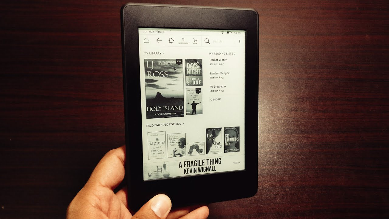 Kindle Paperwhite 5 will be released in 2021 ⋆ Clasinews