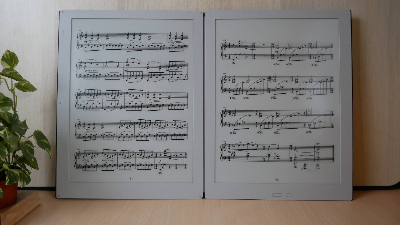Gvido Sheet Music Reader