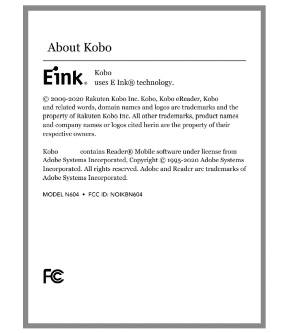 New Kobo ereader will be available soon