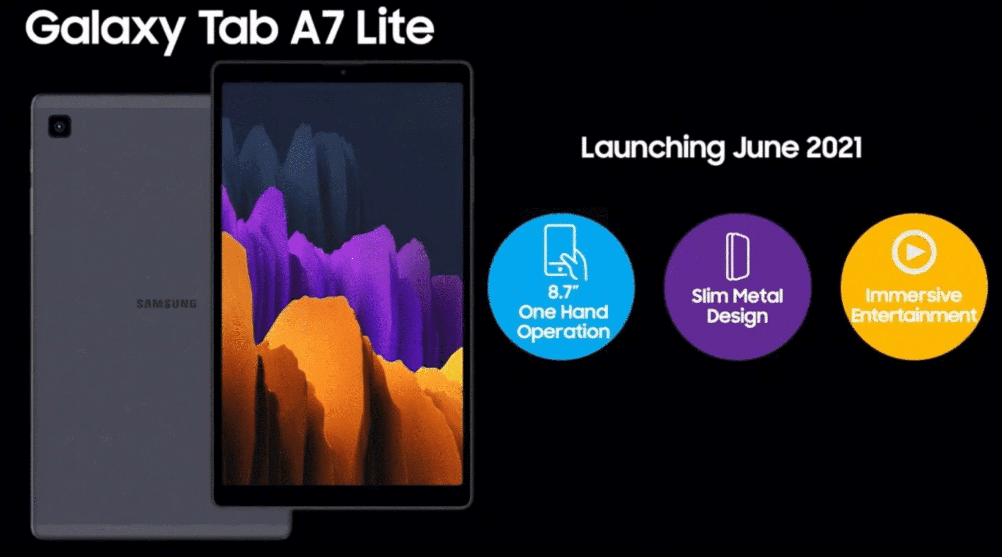 Samsung Galaxy Tab S7 Lite and Galaxy Tab A7 Lite specs leaked