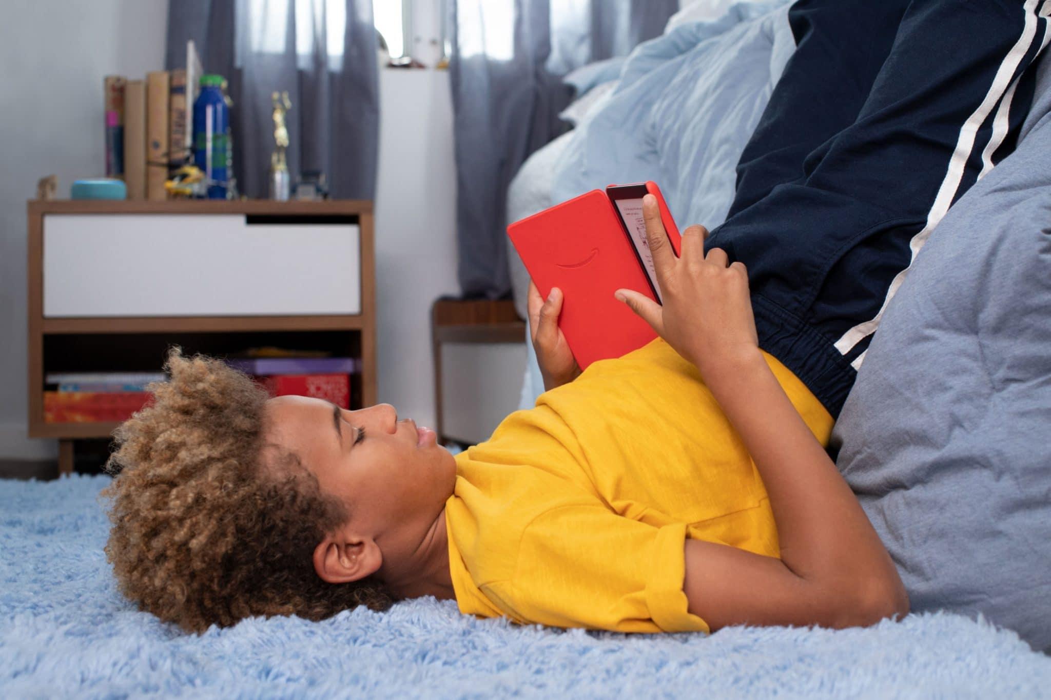 Kindle Kids Edition - Lifestyle
