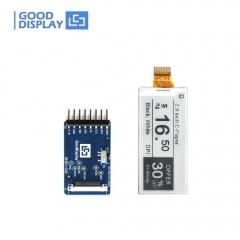 2.9 inch e-paper screen 296x128 Raspberry pi SPI display, GDEY029T94