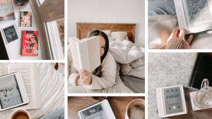 ebooks ereaders and books lifestyle
