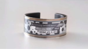 e Ink Smartband LookSee is Fashion Statement for Men