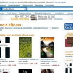 Amazon Launches German eBook Store