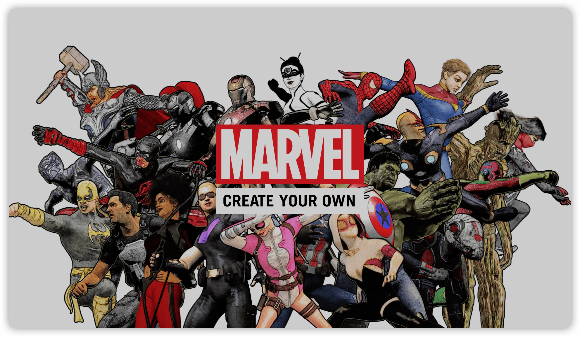 marvel creates new fanfiction community