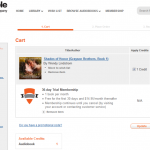 Audible Encourages Authors to Give their Audiobooks Away for Free