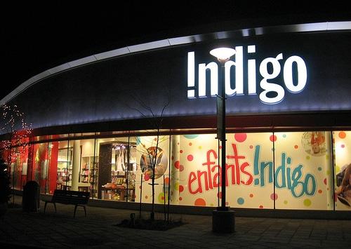 Chapters Indigo Just Says No To Amazon Published Books
