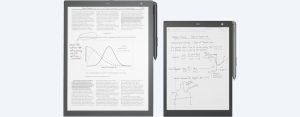 Sony Digital Paper DPT-RP1 vs Sony Digital Paper DPT-CP1