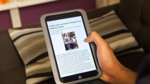 This is how Barnes and Noble made the Nook Profitable