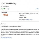3M Cloud Library App Hits the Nook Android Store