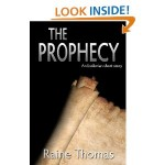 eBook of the Week: The Prophecy by Raine Thomas