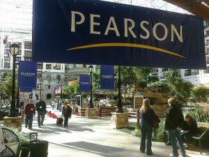 Pearson Publishing records their biggest loss ever