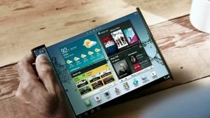 Apple, Microsoft and Samsung are betting on foldable tablets