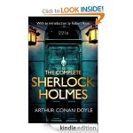 New Complete Sherlock Holmes Edition from Simon & Schuster