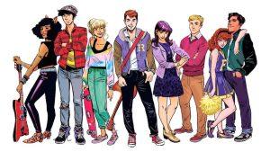 Spotify debuts Archie Motion Comics