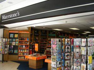 Waterstones bookstore has been sold
