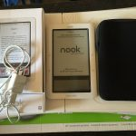 Nook UK users are flooding eBay with used e-readers