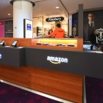 Amazon Opens 2 Pop Up Stores in Paris