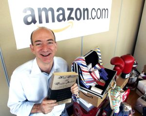Amazon CEO Jeff Bezos talks about selling books in new interview