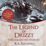 Major Celebrities Lend their Voices for The Legend of Drizzt Audiobook