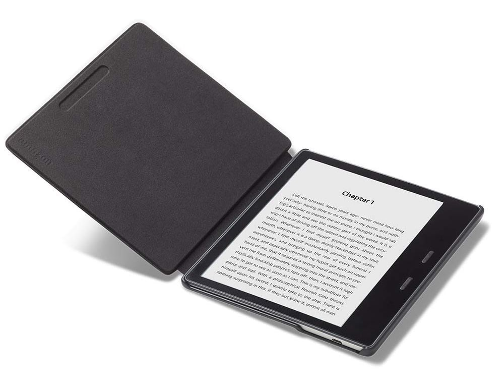 Amazon has developed new covers for the Kindle Oasis 2