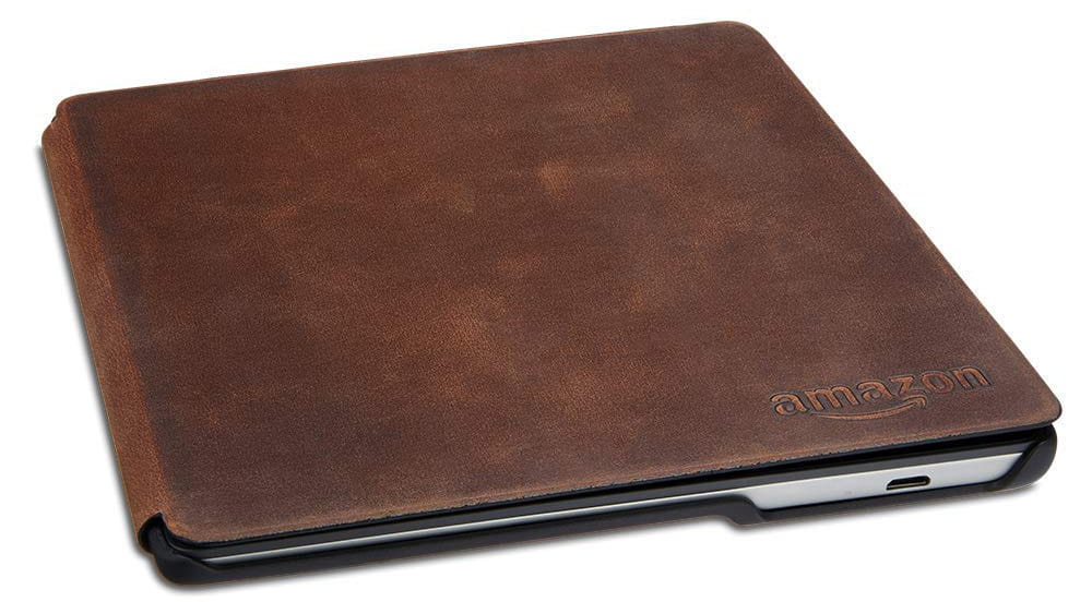 Amazon Announces New Kindle Oasis 2 Premium Leather Case