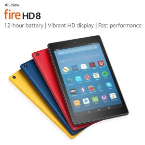 New Fire 7 and Fire HD 8 Now Available for Pre-Order