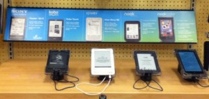 How Customers Benefit from the e-Reader Wars at Target