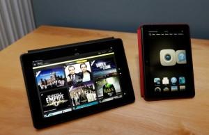 Amazon Kindle HDX 7 vs Amazon Kindle HDX 8.9