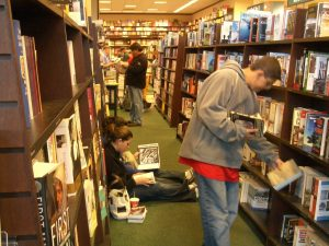 What does Barnes and Noble want to be when it grows up?