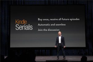 Kindle Serials Brings Back the Anticipation of Reading