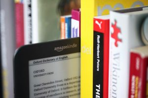Amazon and Overdrive Giving Up on Kindle e-books in Libraries?