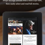 Washington Post App Exclusive to the Kindle Fire