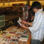 Barnes and Noble Puts a Priority on Manga
