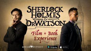 New Sherlock App Brings VR to Baker Street