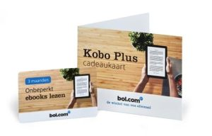 BOL Launches Kobo Plus Gift Cards