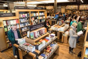 Bookstores are selling a record number of books