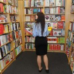 Saving Bookstores the Old Fashioned Way