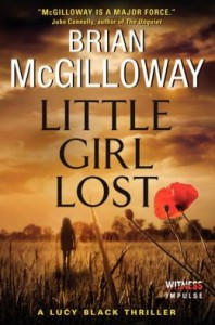 eBook Review: Little Girl Lost by Brian McGilloway